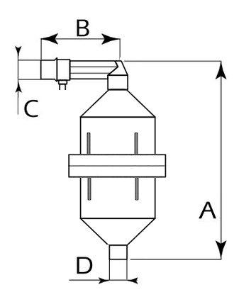 Alimentatori automatico d 39 aria mini for Schema autoclave a cuscino d aria