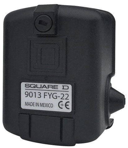 Square D Fyg 22 Pressure Switch